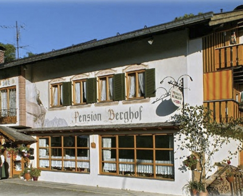 Ferienwohnung-Pension Berghof