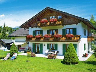 Ferienwohnung Alpenblick in Krün