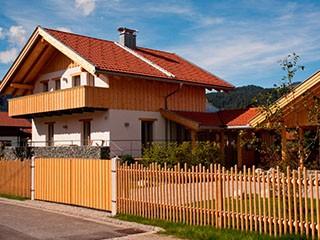 Ferienwohnung Alpenblicke in Krün
