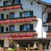 Hotel Alpenhof in Wallgau