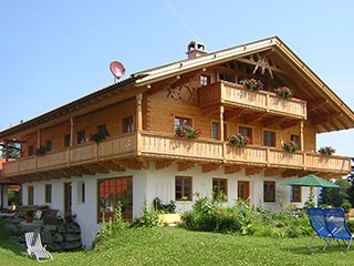 Ferienwohnung Bärnbichl in Krün