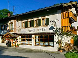 Ferienwohnung Berghof in Krün