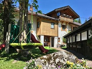 Ferienwohnung Bergkristall in Wallgau