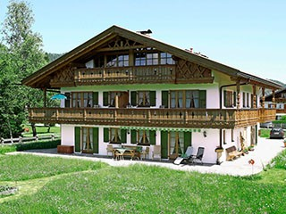 Ferienwohnung Bernhard in Krün