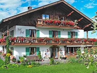Ferienwohnung Ferlhof in Krün