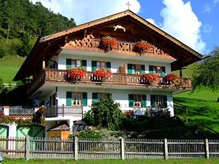 Ferienwohnung Regina in Wallgau
