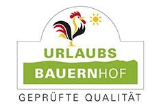 Anerkannter Urlaubsbauernhof