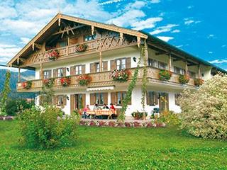 Ferienwohnung Zum Baur in Krün