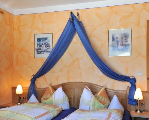 Ferienwohnung Alpenwelt Soiern-Schlafzimmer