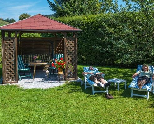 Ferienwohnung Alpenwelt Pavillon