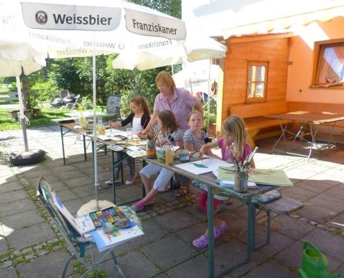 Ferienwohnung-Pension Berghof Malkurs