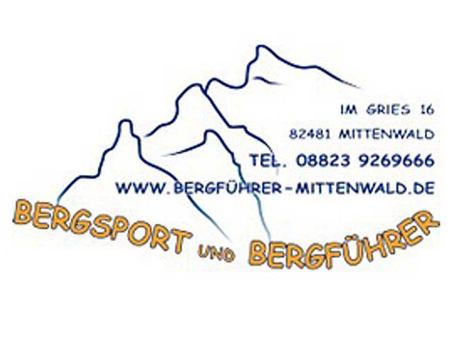 Bergsport-Bergfuehrer in Mittenwald