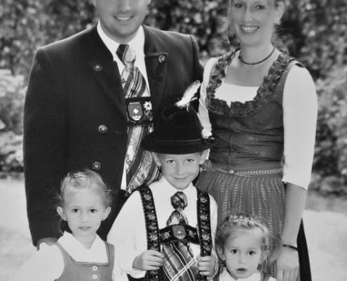 Ferienwohnung Christina Gastgeberfamilie