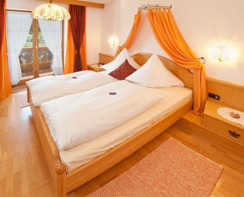 Ferienwohnung Zum Baur - FeWo 4 - Krottenkopf - Schlafzimmer