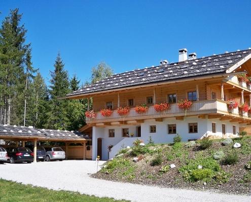 Ferienwohnung Buchenhof Aussenansicht