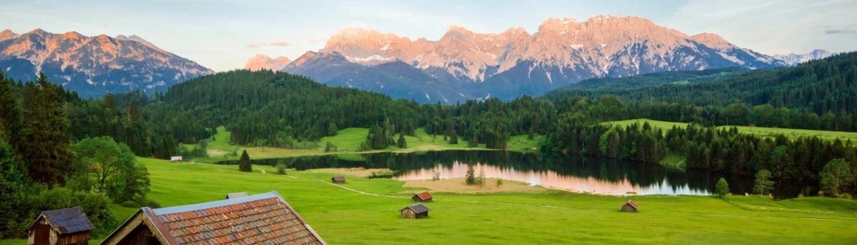 Urlaub in Krün und Wallgau im Karwendel