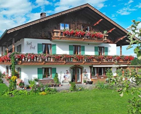 Ferienwohnung Ferlhof - Aussenansicht