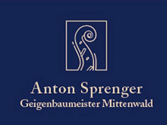 Geigenbauer Anton Sprenger in Mittenwald