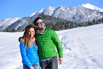 Winterferien im Karwendel