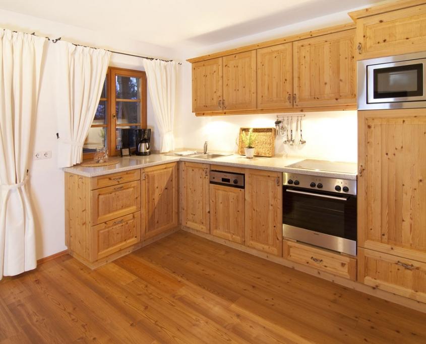 Ferienwohnung Bärnbichl - Küche
