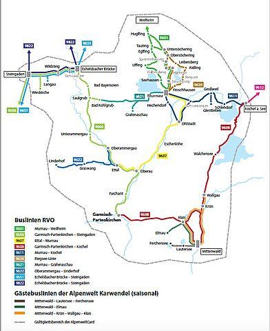 RVO-Regionalbusnetz