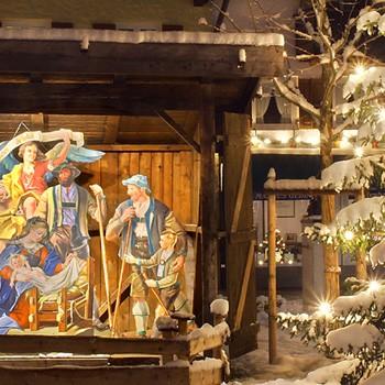 Weihnachtsmarkt & Christkindlmarkt in Krün