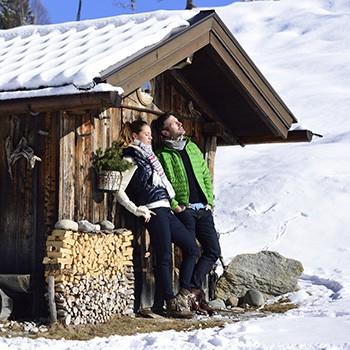 Winterangebot Ferienwohnung Bärnbichl in Krün