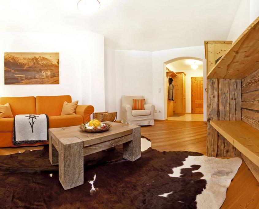 Ferienwohnung Bärnbichl - Wohnzimmer