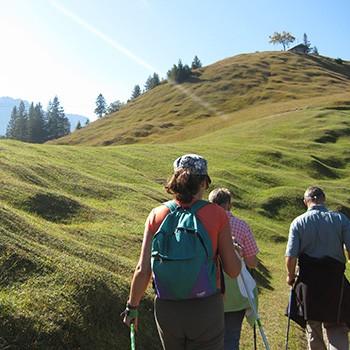 Wanderopening von Bergwelten von 18./19. Mai 2019 in der Alpenwelt Karwendel