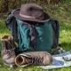 Wandern von München nach Mittenwald in der Alpenwelt Karwendel