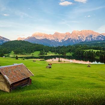 Urlaubsparadies Wallgau - Werdenfelser-Land