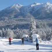 Winter im Karwendel ein Traum