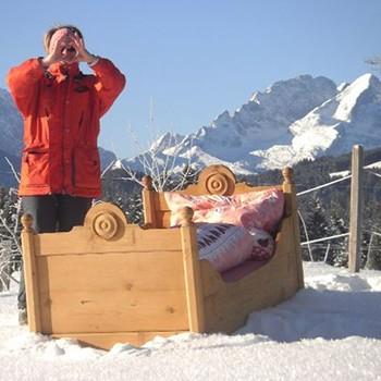 Last-Minute-Angebot des Hotel Alpenhof Wallgau für Winter 2018