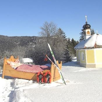 Silvester im Hotel Alpenhof Wallgau