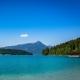 Der Walchensee ist bei Tauchern und Surfern sehr beliebt