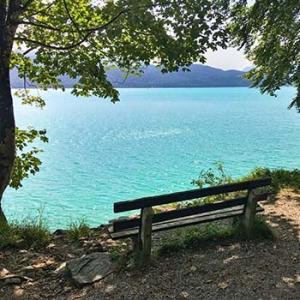 Der Walchensee ist ein Urlaubsidyll bei Krün und Wallgau