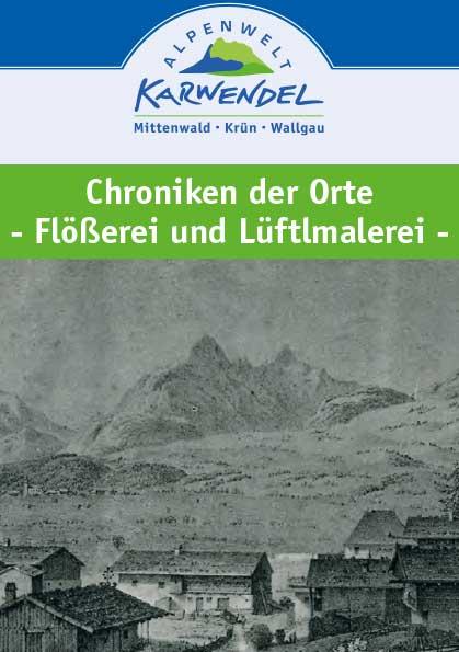 Chroniken der Orte im Karwendel