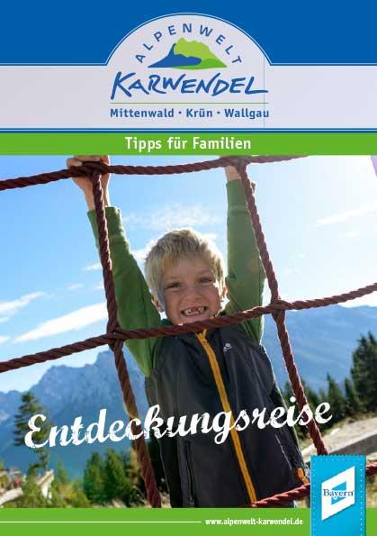 Tipps für Familien im Urlaub in der Alpenwelt Karwendel