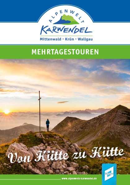 Mehrtages Wandertouren im Karwendel
