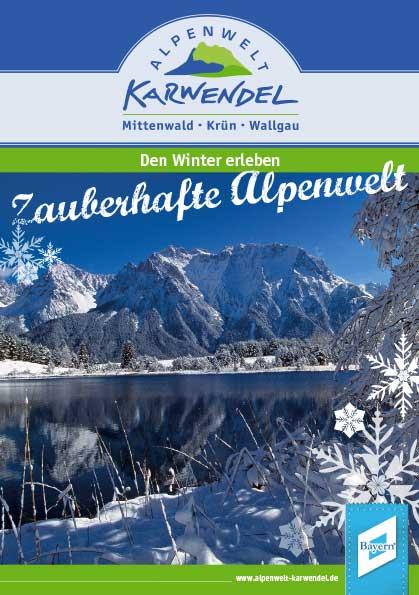 Winterurlaub in Wallgau, Krün und Mittenwald