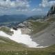 Karwendelspitze mit Fernrohrmuseum an der Bergstation