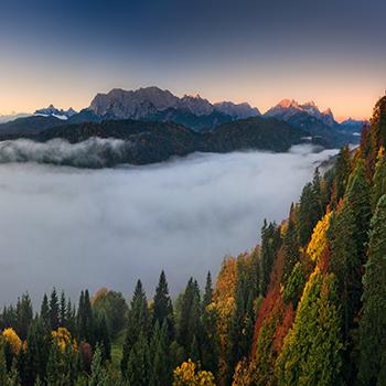 Herbstsaison im Karwendel verlängert